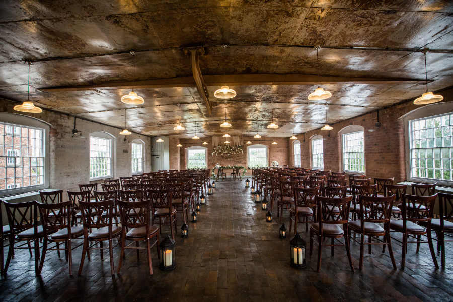 Cool Wedding Venues In Derbyshire The West Mill Wedding